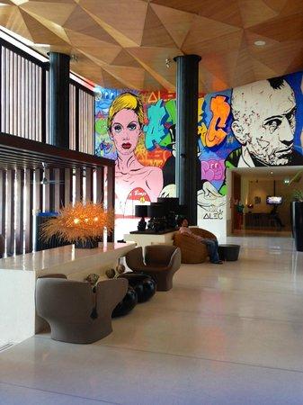 intérieur - 湄南泰國蘇梅島W酒店的圖片 - TripAdvisor