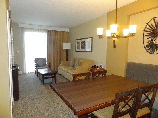 Sheraton vistana villages 2 bedroom suite for 2 bedroom suites orlando international drive