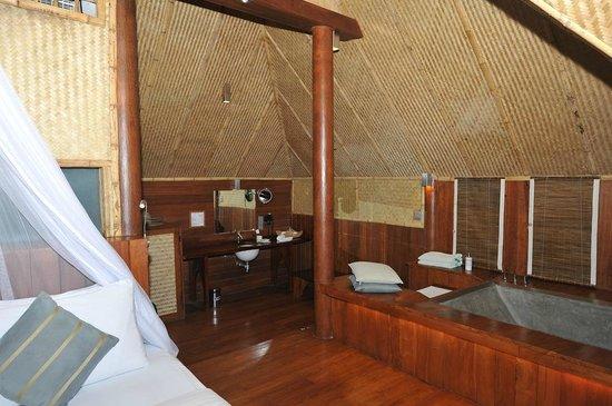 jetwing vil uyana coin salle de bain water dwelling