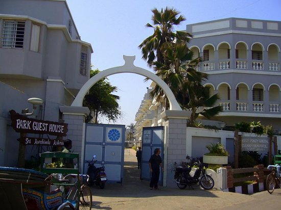 Park Guest House Pondicherry India Guest House
