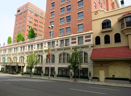 Downtown Restaurants Spokane Wa