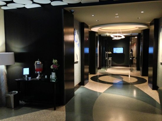 Lobby - Picture of Liaison Capitol Hill DC–an Affinia ...