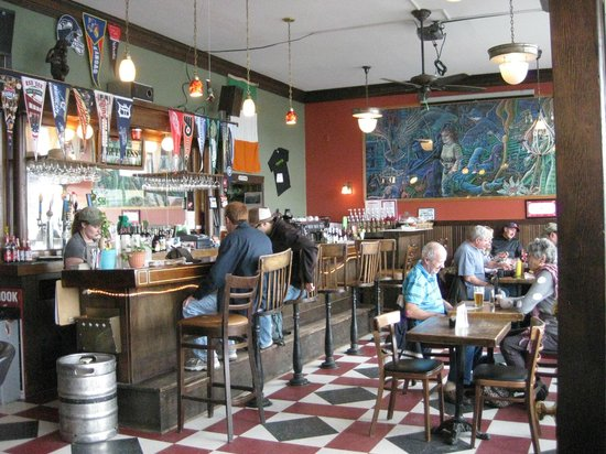 Interior   Picture of O Brien s Pub and Eatery  Ketchikan   TripAdvisor O Brien s Pub and Eatery  Interior