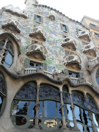 Photos of Casa Batllo, Barcelona