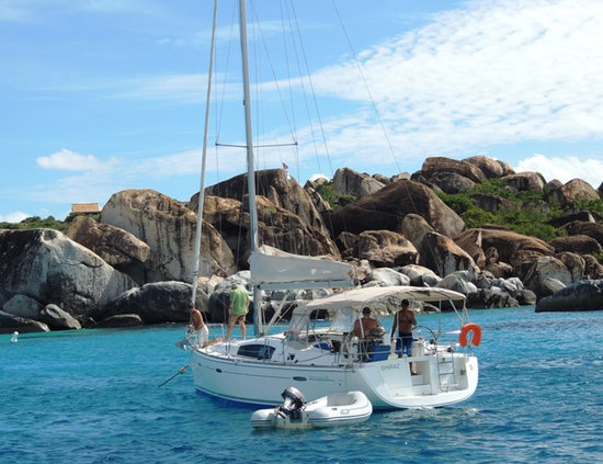BVI Yacht Charters Road Town British Virgin Islands