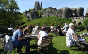 Photos of National Trust Tea Room, Corfe Castle