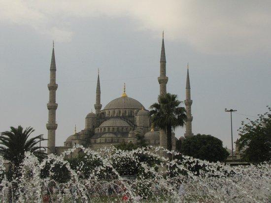 Sultan Ahmet Cami, Istanbul Fotos