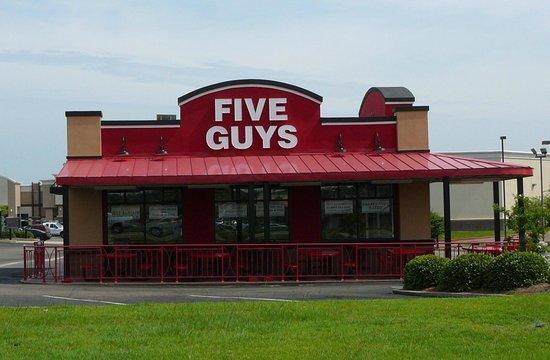 Fast Food Restaurants Hattiesburg Ms