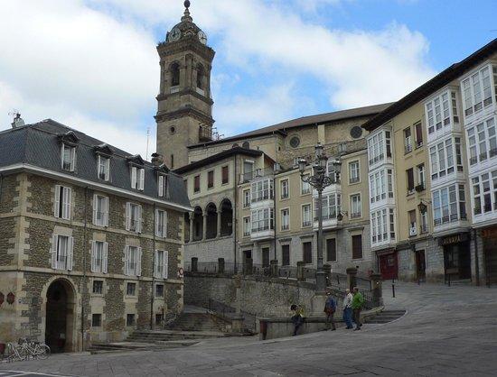 Iglesia de San Vicente Mártir (Vitoria-Gasteiz) - Tripadvisor