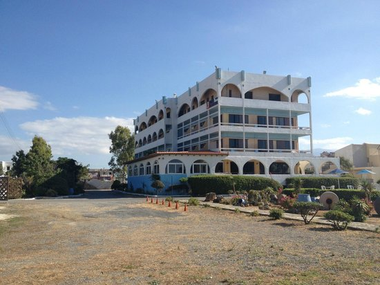 TSAGARAKIS BEACH HOTEL 2* (Крит) - отзывы и фото - TripAdvisor