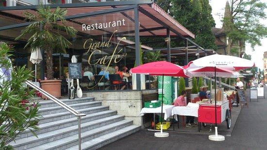 Restaurant Grand Cafe Interlaken