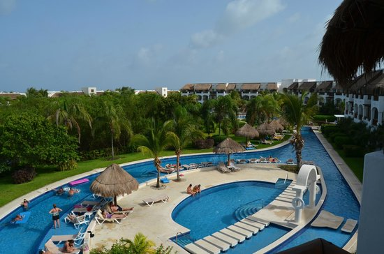 The Lazy River Pool Picture Of Valentin Imperial