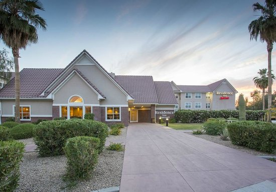 Residence Inn Phoenix Glendale Peoria AZ Hotel