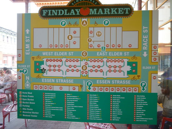 Fresh Market Cincinnati Ohio