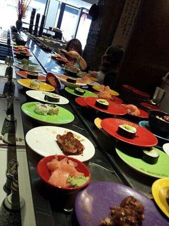 un bon sushi bar proche carnot perrache