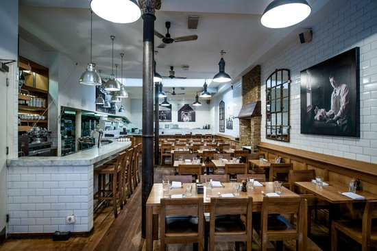 Family Restaurants Near Tower London