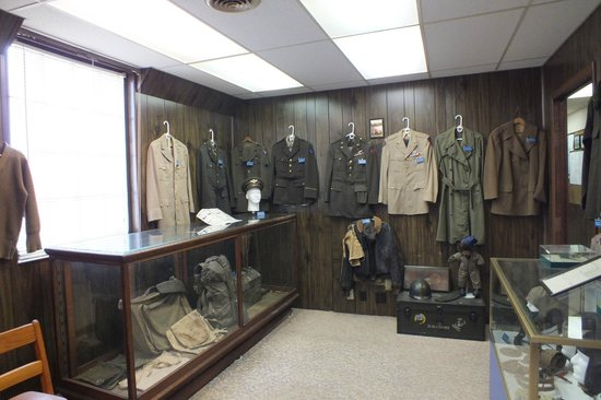 Freeman Army Airfield Museum - Tourist Attraction - 1035 A ...