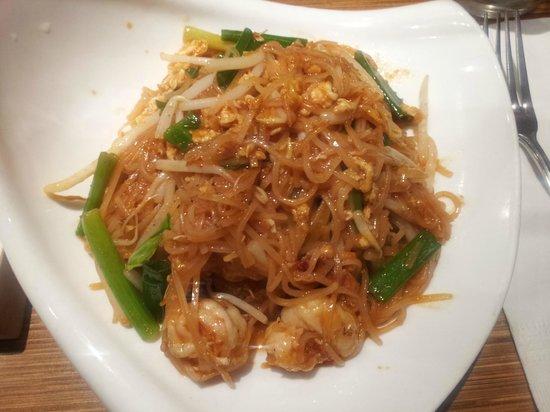 Talent Thai Kitchen New York City Midtown Menu Prices