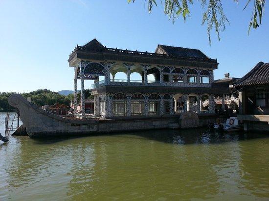 頤和園の写真