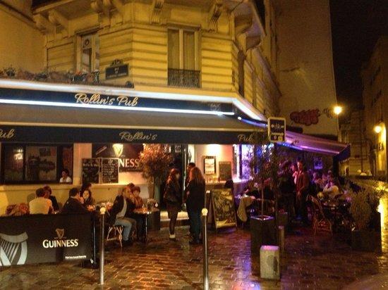 rollin s pub paris quartier latin