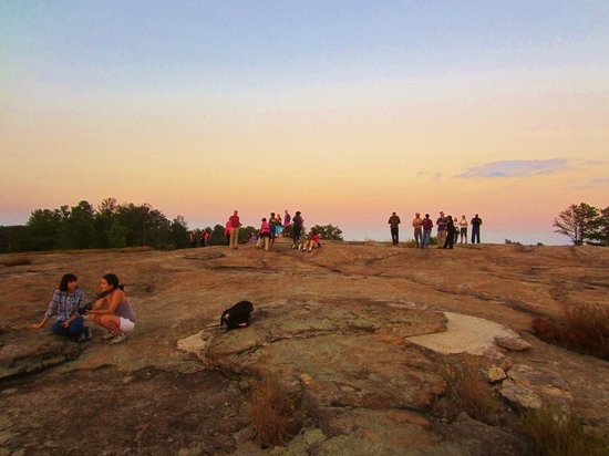 Dogs are also able to use this trail but must be kept on leash. Arabia Mountain At Sunrise Picture Of Arabia Mountain Lithonia Tripadvisor