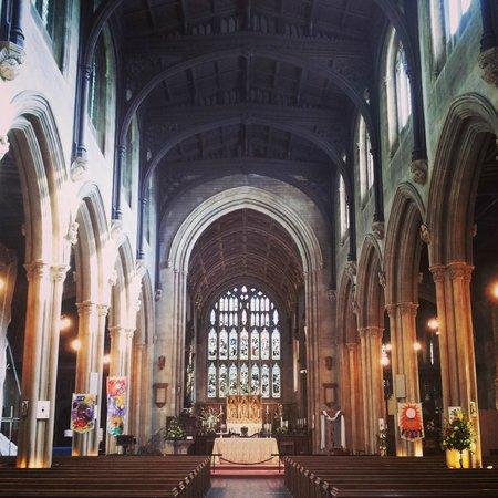 Croydon Minster England Address Church Amp Cathedral