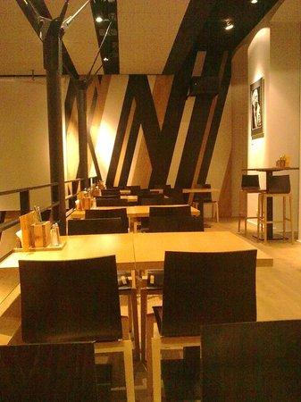 Opus Jazz Club Tables On The Upper Floor