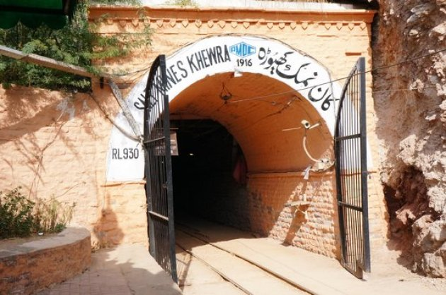 Image result for images of khewra mines
