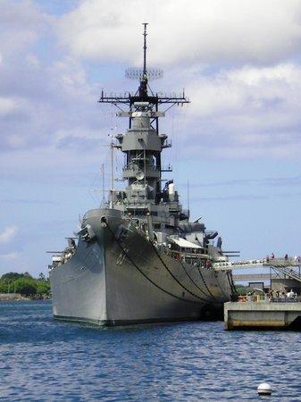 クルーの船室 - Picture of Battleship Missouri Memorial, Honolulu ...