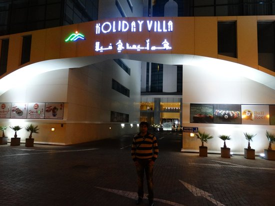 Holiday Villa Restaurant Qatar