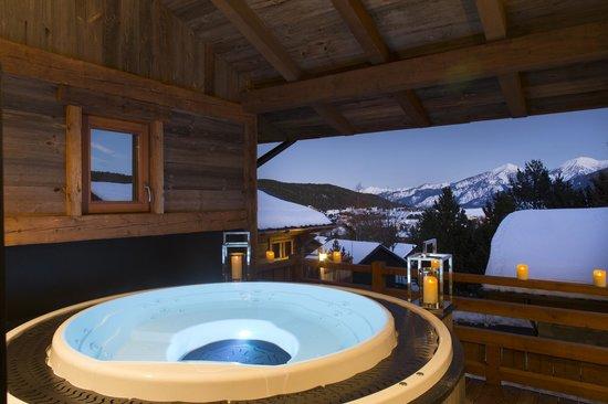 CHALET NUNKI Photo De Les Chalets Secrets Hotel