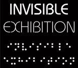 Afbeeldingsresultaat voor The Invisible Exhibition Budapest logo