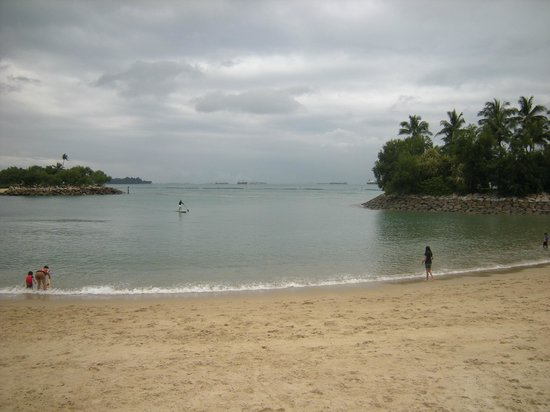 Image result for tanjong beach sentosa  hd photos