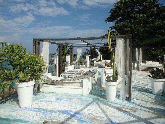 Restaurant Lounge Bar Photo De Bliss Hotel Glacis