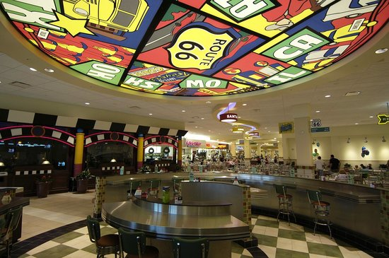 Northpark Mall Food Court