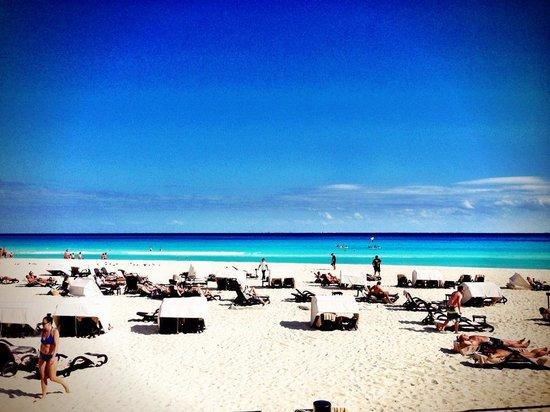 Beach Picture Of Royal Hideaway Playacar Playa Del