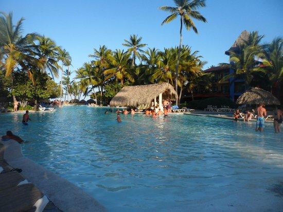 Pileta Con Barra Picture Of Tropical Princess Beach Resort Amp Spa Punta Cana TripAdvisor