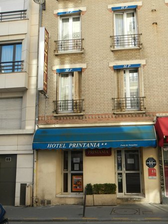 HOTEL PRINTANIA PORTE DE VERSAILLES  Paris  France    Reviews     HOTEL PRINTANIA PORTE DE VERSAILLES  Paris  France    Reviews  Photos    Price Comparison   TripAdvisor