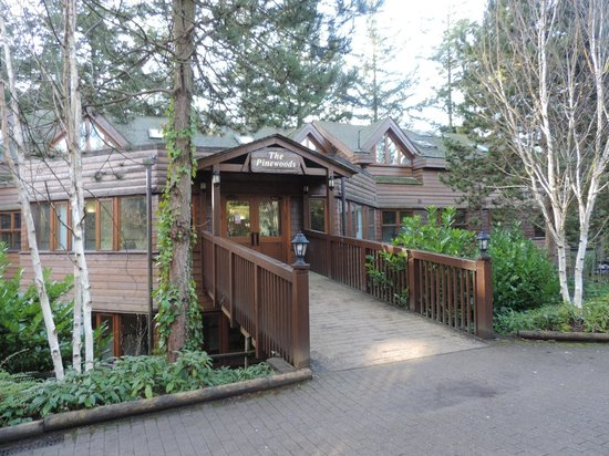 Center Parcs Longleat Forest Pinewood Apartments