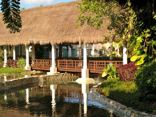 Hotel Grounds Picture Of Valentin Imperial Riviera Maya