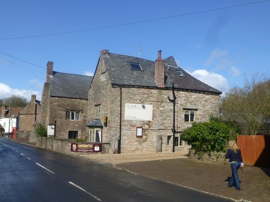 Front Of Hotel Picture Of Tudor Farmhouse Hotel