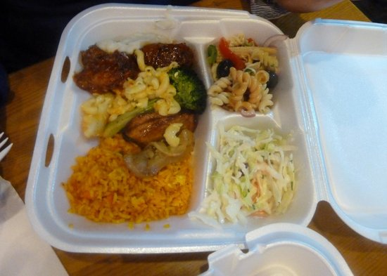 Mannas Soul Food Restaurant Harlem