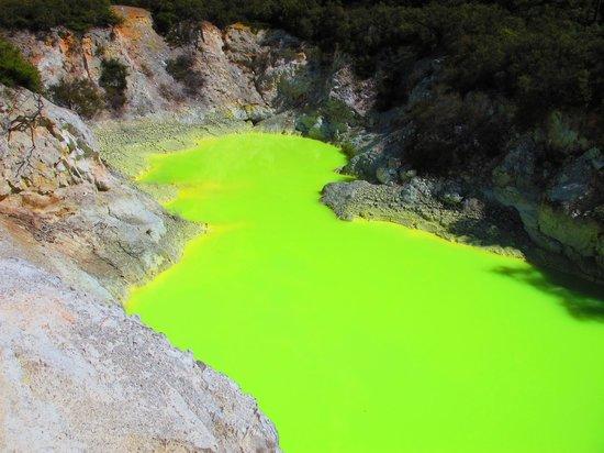 Image result for rotorua devil's pool