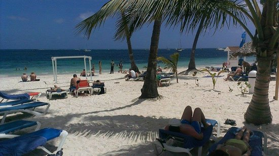 Cabeza de Toro beach Picture of Be Live Collection Punta
