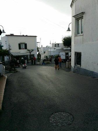 alle ginestre capri bed breakfast piazza caprile for bus to capri marina grande
