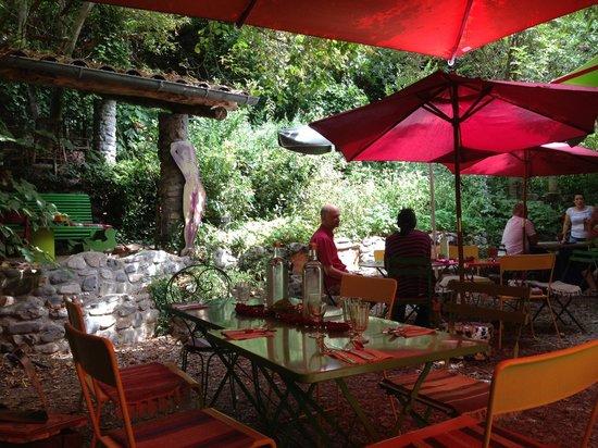 CroqJardin Saint Andre De Majencoules Restaurant Avis