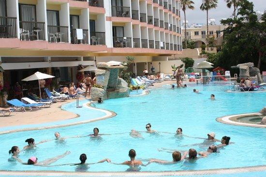 AVLIDA HOTEL 4 КипрПафос отзывы фото и сравнение