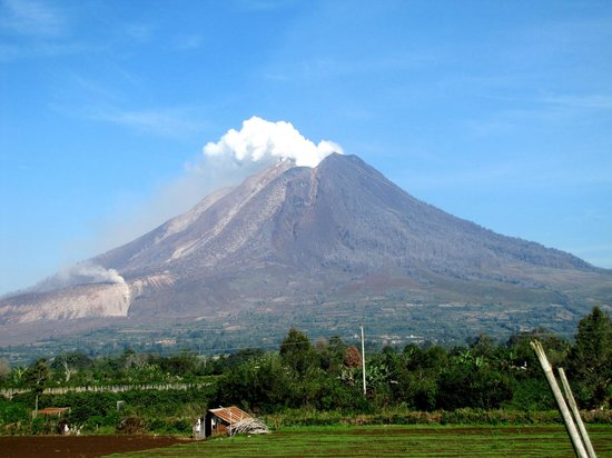 Mount Sinabung Review Of Mount Sinabung North Sumatra Indonesia Tripadvisor