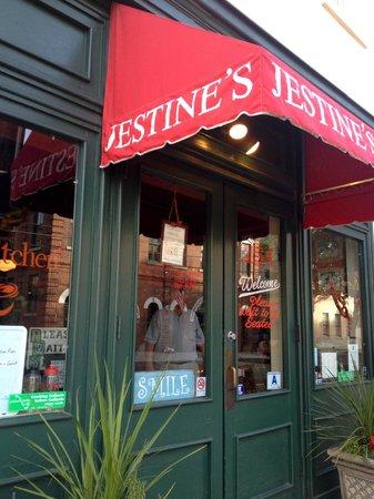 Jestine Kitchen Line Monday Night April