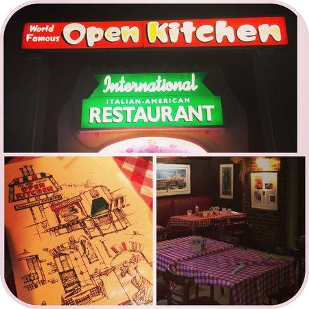 Open Kitchen Charlotte Menu Prices Restaurant
